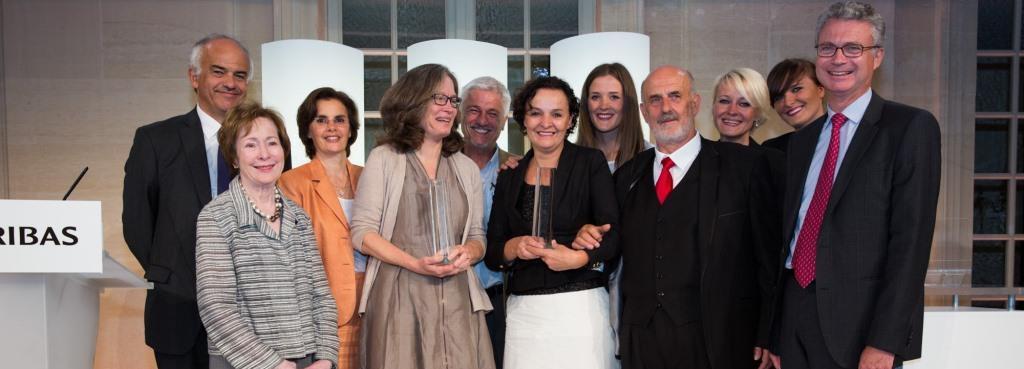 Nagroda Specjalna banku BNP Paribas dla Tomasza i Barbary Sadowskich