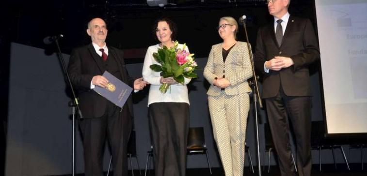 Poznańska Barka z nagrodą Parlamentu Europejskiego